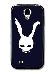 AMAF ? Accessories Donnie Darko Rabbit Mask Scary Shiny Eye Illustration case for Samsung Galaxy S4