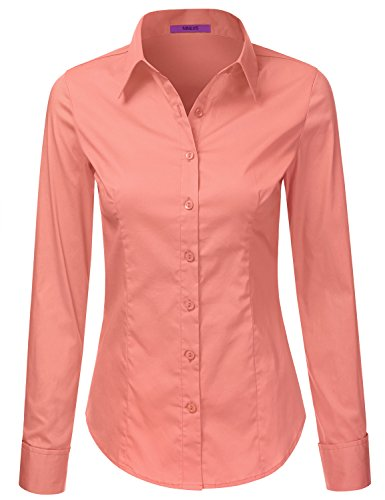 Blouses & Button-Down Shirts