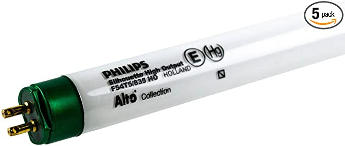 Philips 46in T5 High Output Tube Lamp Alto Linear Fluorescent Light Bulb-1 box