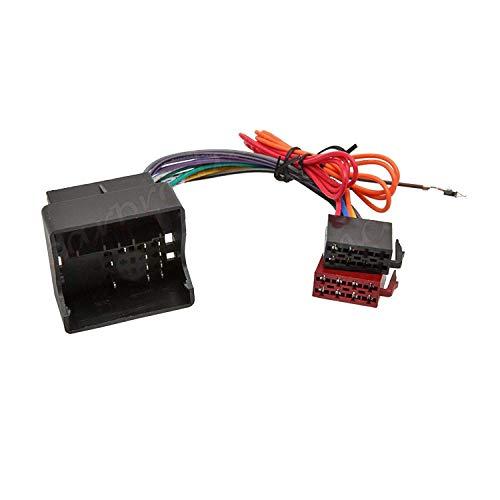 Inex Mercedes SL Class Quadlock Radio Wiring ISO Harness Headunit Connector Loom: