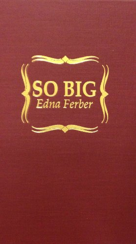 book cover of So Big