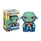 Funko POP! #217 Justice League Unlimited 'Martian Manhunter' Walmart Exclusive!