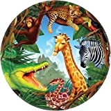 Safari Party Lunch Plates, 8ct