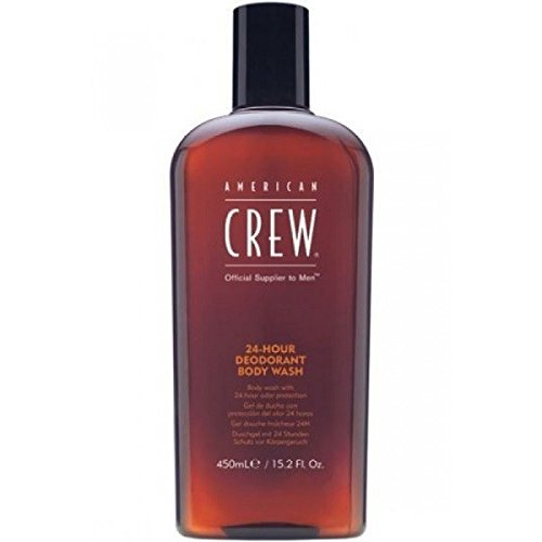 American Crew Men's 24 Hour Deodorant Bodywash 15.2oz