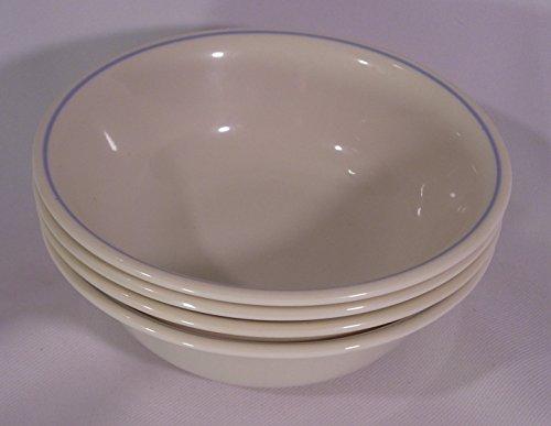 beige corelle bowls - 9