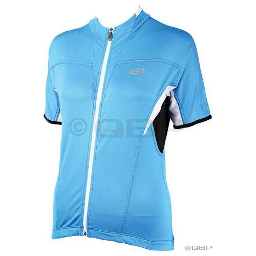 Bellwether 2012/13 Women's Forza Short Sleeve Road Cycling Jersey - 91174 (Sky - L)
