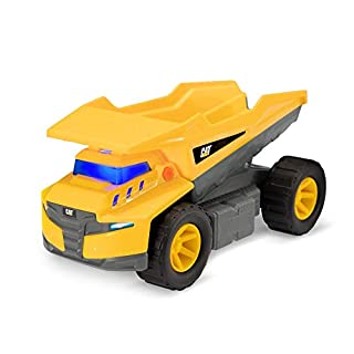 CatToysOfficial Construction Future Force Dump Truck Toy (82378)