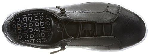 Damen Schwarz Sneaker 422407025900 Schwarz 1000 Bugatti wf7YqCOnx