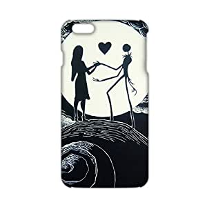 CCCM jack and sally tumblr 3D Phone Case for iphone 5 5s