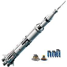 LEGO Ideas NASA Apollo Saturn V 21309 Space Building Set