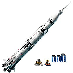 Lego Ideas Nasa Apollo Saturn V (21309) - Building Toy & Popular Gift For Fans Of Lego Sets & Space (1969 Pieces)