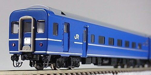 J.R. Ltd. Exp. Sleeping Cars Series 24 Type 25 [Asakaze (West Japan Railway)] (7-Car Set) (Model Train) (japan import)