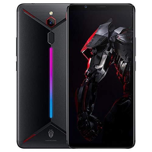 Red Unlocked Smartphone (ZTE Nubia Red Magic Gaming Smartphone 6