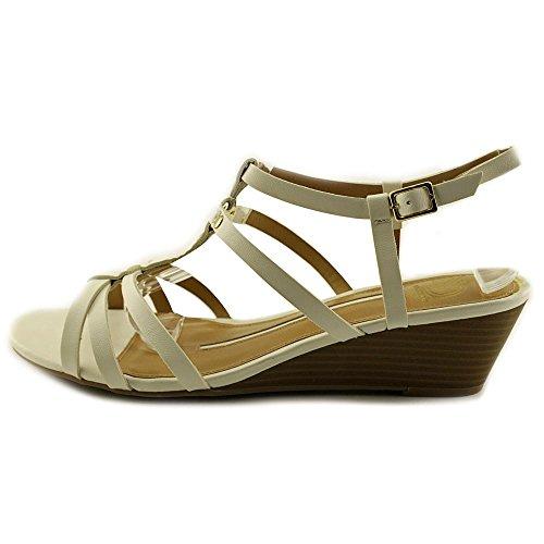 New Directions - Zapatos de vestir para mujer blanco