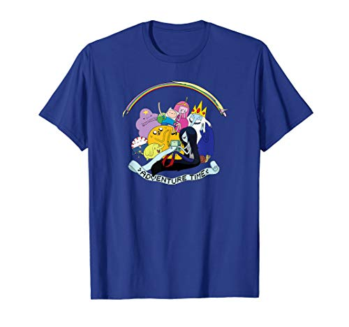 Adventure Time Print Out T-Shirt -