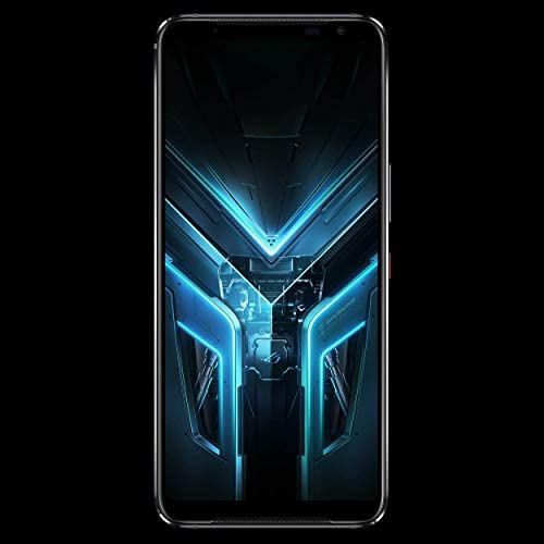 "ASUS ROG Gaming Phone 3-6.59"" FHD+ 2340x1080 HDR 144Hz Display - 6000mAh Battery - 64MP/13MP/5MP Triple Camera with 24MP Front Camera - 512GB Storage - 5G LTE Unlocked Dual SIM Cell Phone (12GB) WeeklyReviewer"