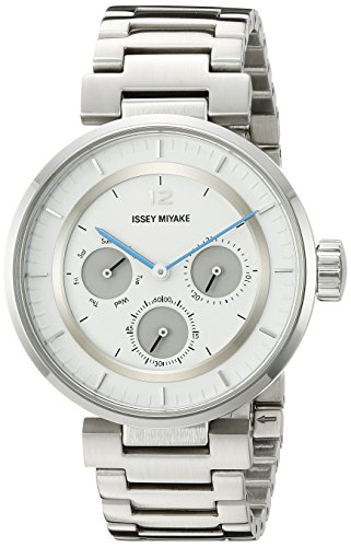 ISSEY MIYAKE Women's SILAAB01 W Mini Stainless Steel Watch