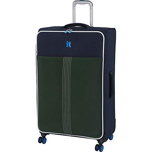 "it luggage 31.3"" Filament 8-Wheel Spinner, Modern Khaki"
