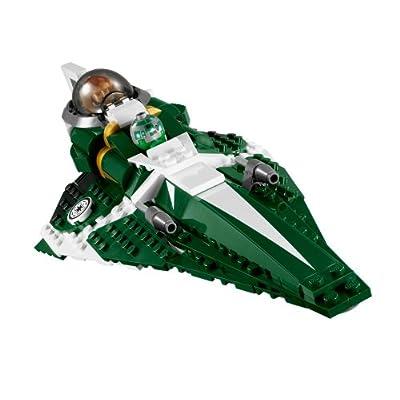 LEGO Star Wars Saesee Tiin's Jedi Starfighter: Toys & Games