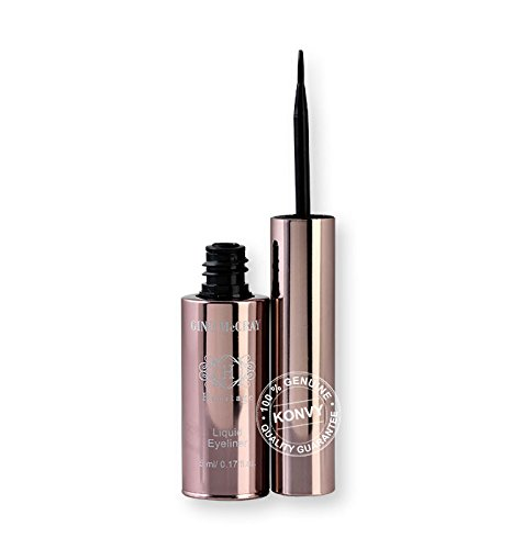 Beauty Buffet GINO McCRAY Heritage Liquid Eyeliner #01 Black