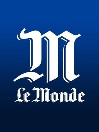 Le Monde: Amazon.de: Kindle-Shop
