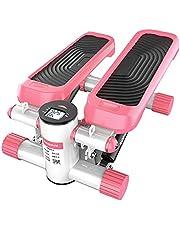 BUNUMO Egzersiz Stepper, Adım Makinesi Ev İçin Sessiz Bükümlü Fitness Ekipmanları Ekranlı, Spor Salonu Eğitimi Adım Rulmanı Ağırlık 120 kg
