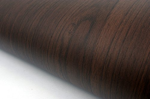 Wood Pattern Texture Contact Paper Film Vinyl Self Adhesive Peel-stick Removable (VBS870)