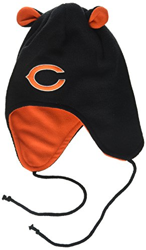 - OTS NFL Chicago Bears TOD Scalywag Knit Cap, Navy, Toddler