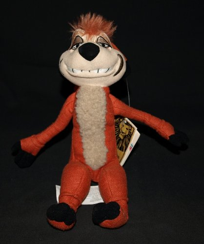 Disney The Lion King Timon Bean Bag Plush