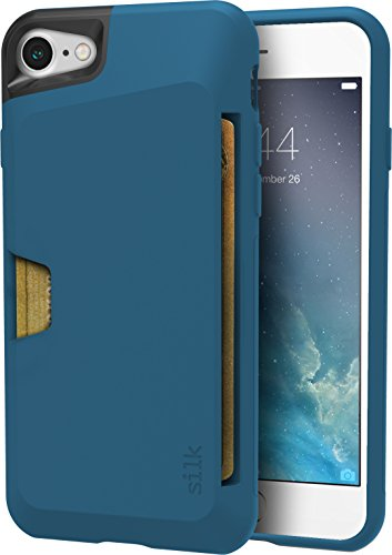 Silk Iphone Wallet Case Protective Advantages