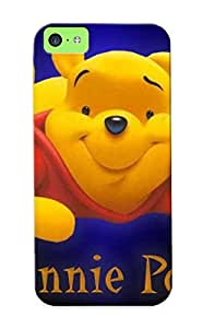 Tough Iphone BFUJlGY6109ctgPx Case Cover/ Case For Iphone 5c(winnie The Pooh)