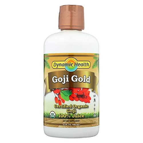 - Dynamic Health - Juice - Organic Goji Gold - 32 oz