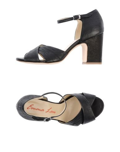 uk availability f32f8 4d122 EMMA LOU Sandale mit Absatz Damen: Amazon.de: Schuhe ...
