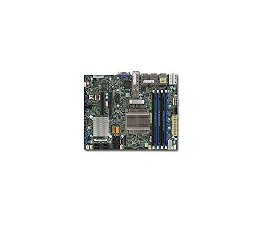 Supermicro X10SDV-7TP8F Flex ATX Motherboard ()