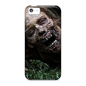 High Quality Pfj1649AFHe The Walking Dead Zombie Tpu Case For ipod touch 5 ipod touch 5