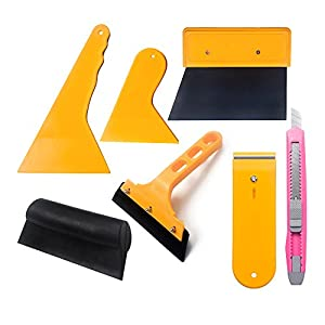 7MO Vehicle Window Tint Tools Kit for Auto Tinting Film Car Glass Protective Film Installation