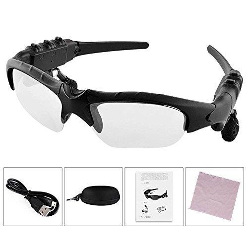 Everpert Wireless Sunglasses Headset Headphones Earphones by Everpert