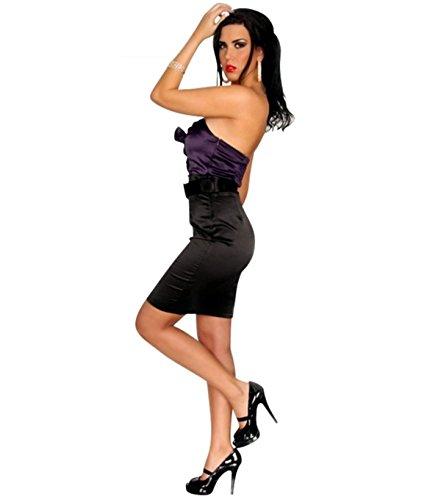 Sexy Minikleid Cocktailkleid Abendkleid Partykleid Ivana div Farben ...