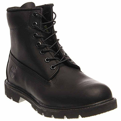 Timberland Men's Classic 6'' Basic Boot Waterproof Boots,Briar Smooth Leather,9 M US by Timberland (Image #7)