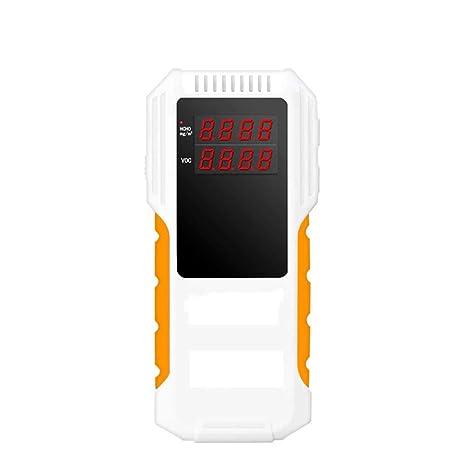 LDRAGON Detector de formaldehído con Monitor de Calidad de Aire, el analizador de Gas multifunción