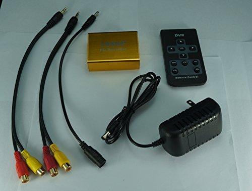 New Super Mini AHD DVR Recorder HD 1080P Support SD Card 128GB Real time 1Ch CCTV DVR Board Video Compression