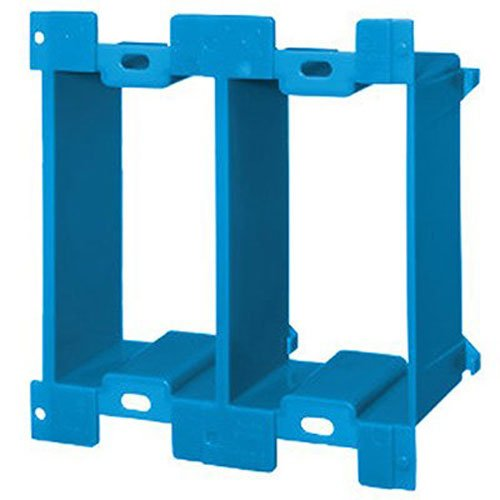 (Thomas & Betts B1MGEXT-2 Carlon Gangable PVC Box Extender, 3-1/4 x 2-1/4, Blue (Pack of 2))