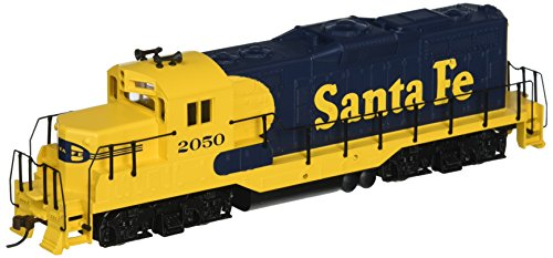 - Walthers Trainline EMD HO Scale GP9M Ready-to-Run Sante Fe