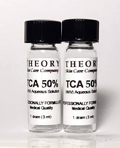 Trichloroacetic Acid Chemical Peel Bottles