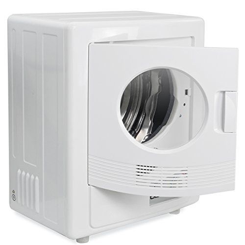 Buy Ensue Portable Electric Tumble Dryer, Compact Stainless Steel (online)