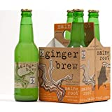 Maine Root Soda 4pk Ginger Brew Swtn
