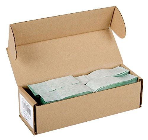 Self-Adhering Paper Napkin Band Box 2000 (Green)