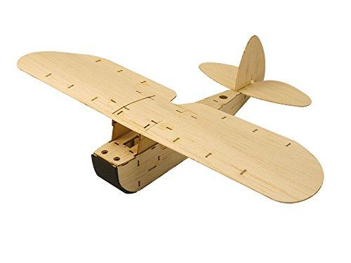 Dancing Wings Hobby Balsa wood Free Flight Airplane ZYO-6 Hand Launch Toy Wood Plane Model Boys Christmas Gift Hand Throw Toy Airplane Model VA01