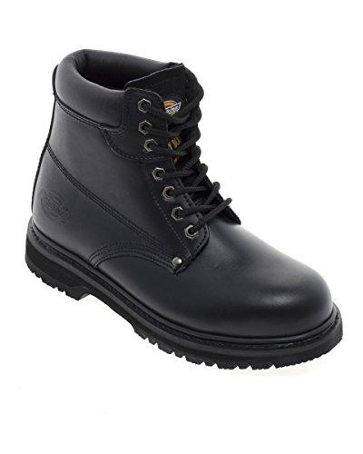 Dickies Cleveland Super Safety Boot UK Size 10 Black fDF9HfEm