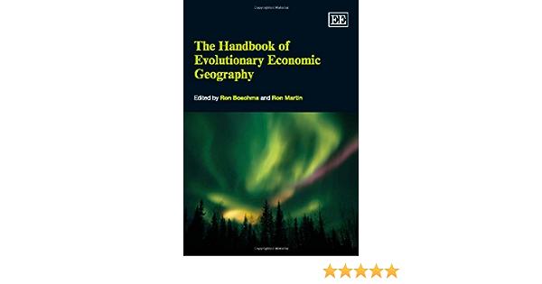 The Handbook of Evolutionary Economic Geography: Amazon.es ...